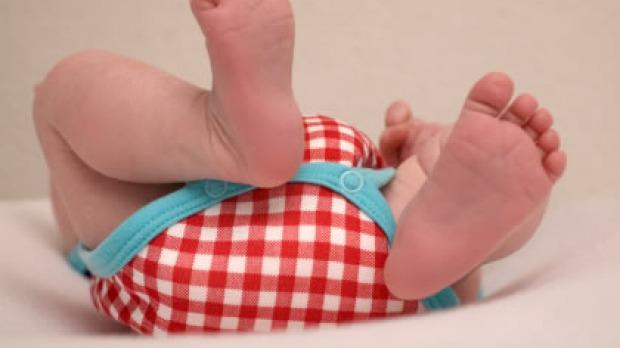 kicking-feet Язык тела младенцев. На что они вам намекают своими действиями.