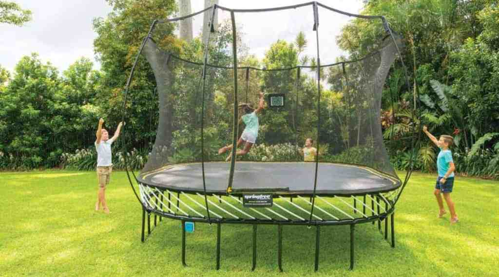 top backyard things to do