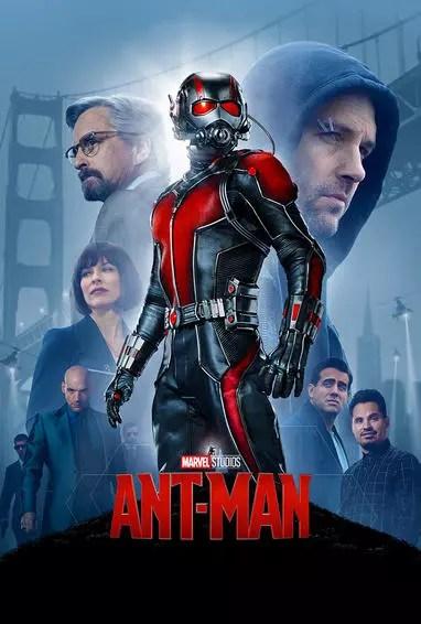 MCU ant-man timeline