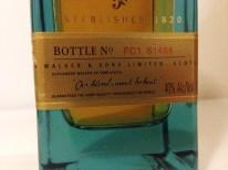 Johnnie Walker Blue Label - Bottle No FC1 61494