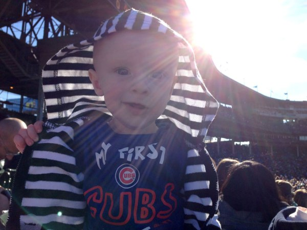 Baby's First Cubs T-Shirt (Tee)