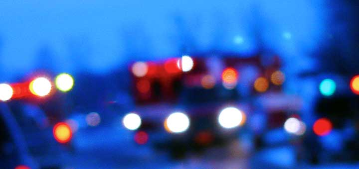 Emergency Vehicles Out of Focus - Source: http://www.freeimages.com/photo/95446
