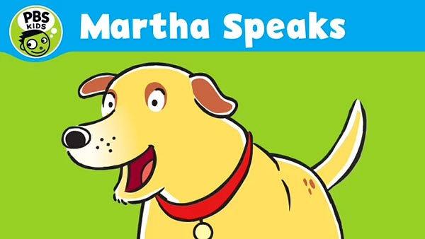 Martha-Speaks