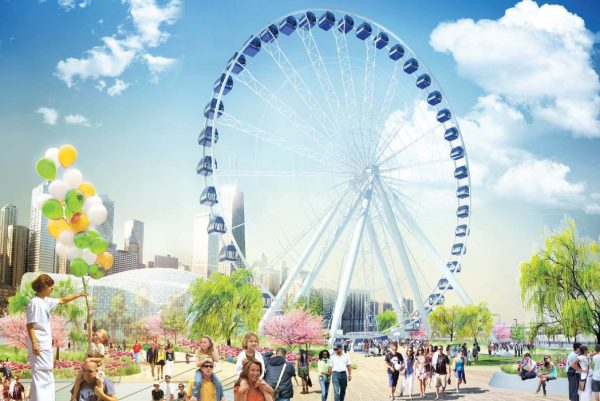 Artist-Rendering-New-Ferris-Wheel-Navy-Pier-2016