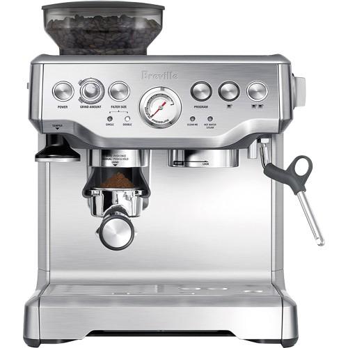 Breville-The-Barista-Express-25-Shot-Espresso-Maker-Stainless-Steel-Model-BES870XL-SKU-6291169