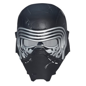 STAR WARS TFA KYLO REN ELECTRONIC VOICE CHANGER MASK