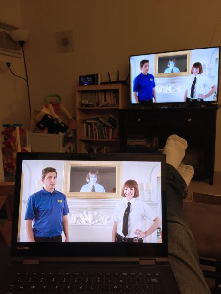 Toshiba Screen Share