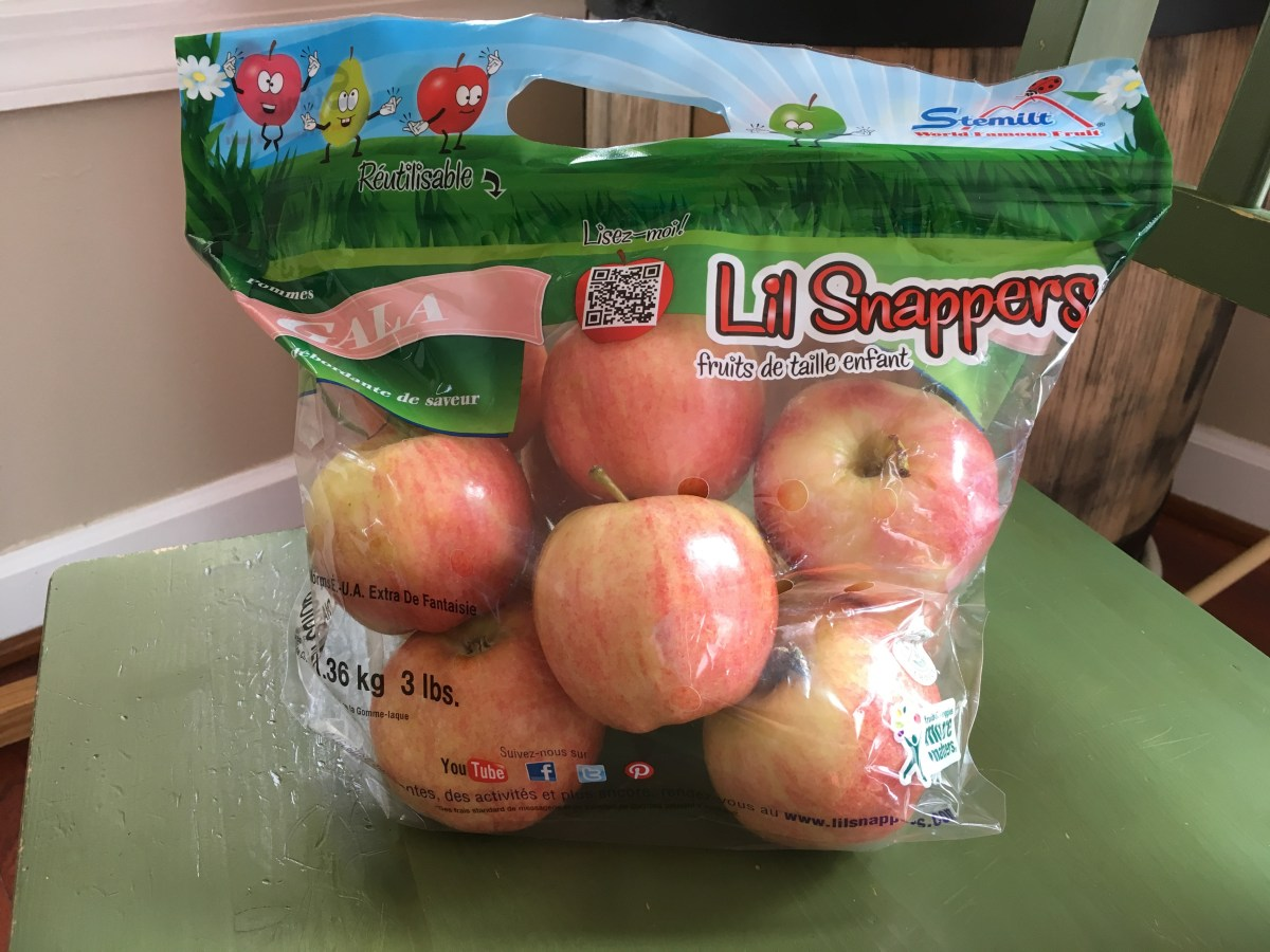 Lil Snappers: Kid Sized Fruit