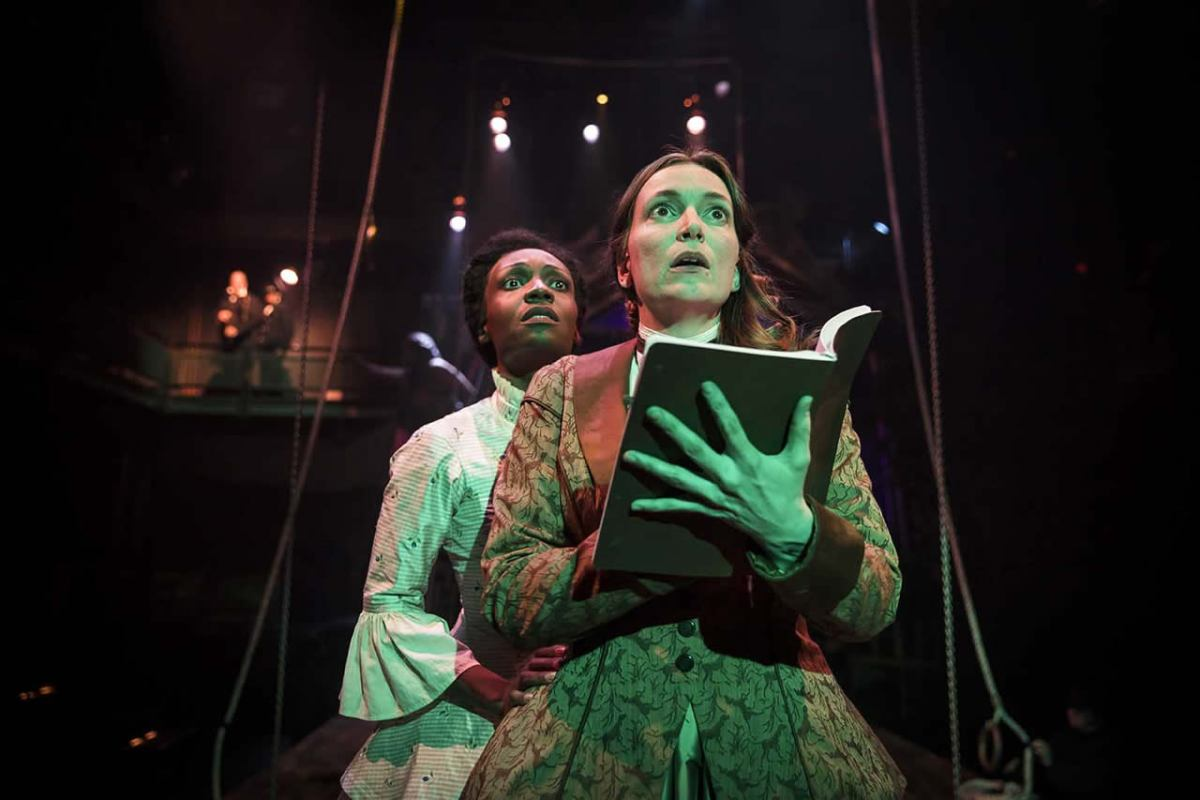 """20,000 Leagues Under the Seas"" at Looking Glass Theatre"