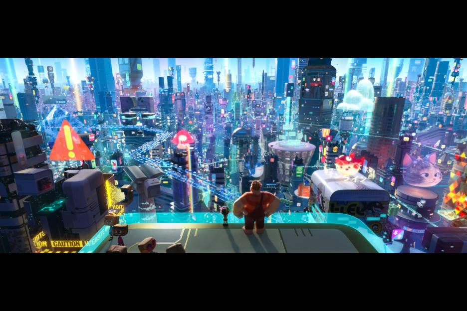 "Disney's ""Ralph Breaks the Internet"" [Blu-ray Giveaway]"
