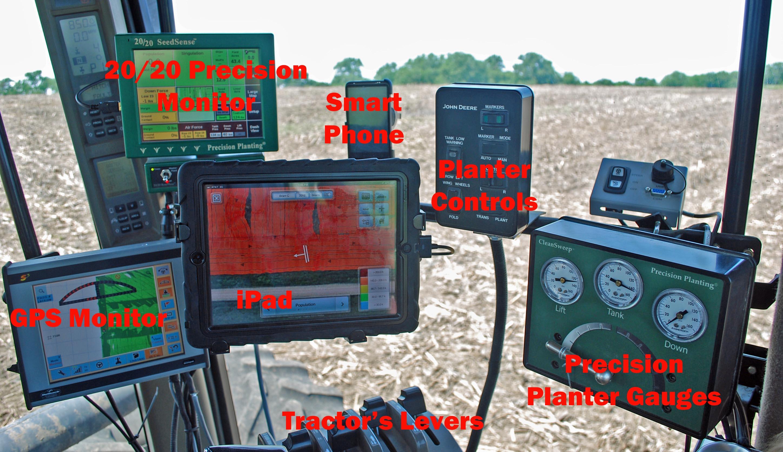 John Deere Planter Wiring Diagram The Modern Farmer Daddy S Tractor