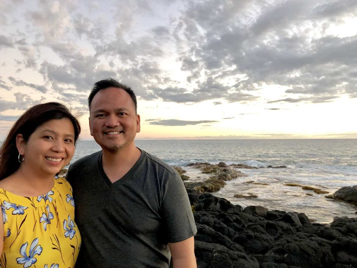 What we did on the first few hours on the Big Island