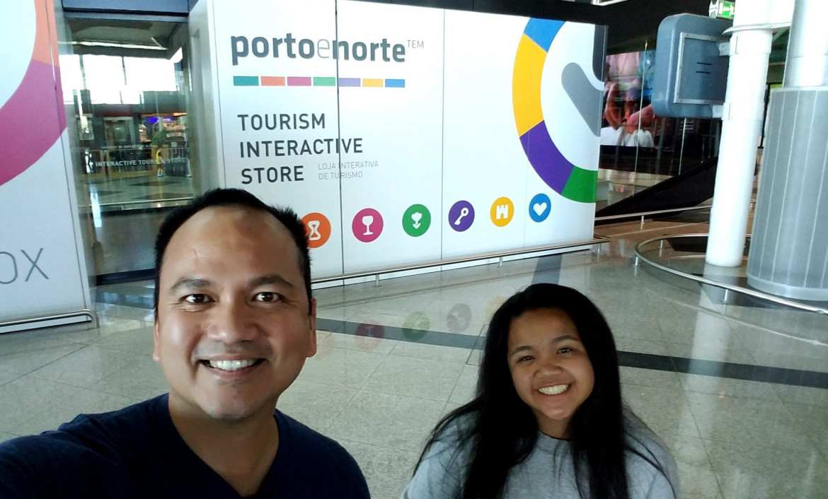 From NYC to Porto, Portugal