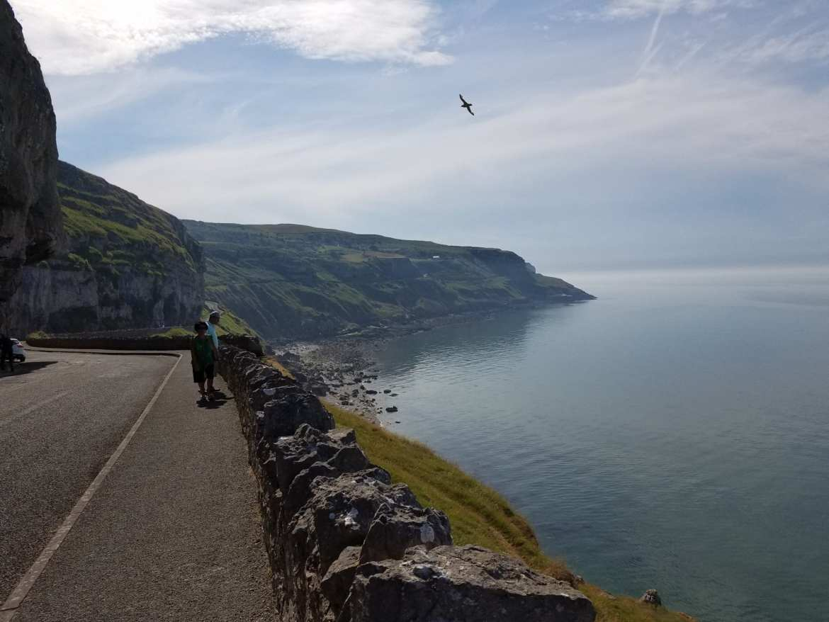 Full On England: Off to Northern Wales