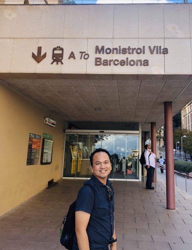 day trip to Montserrat, Spain