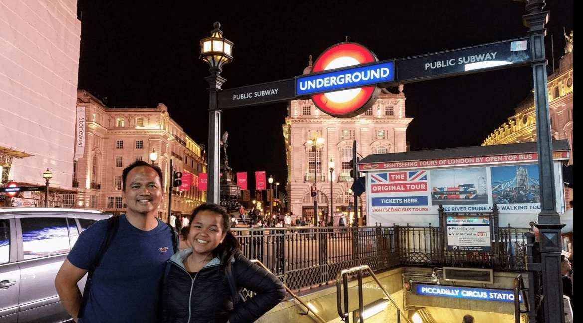 What we did with two days in London