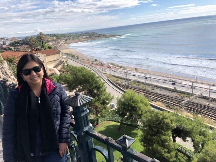 Day trip in Tarragona, Spain