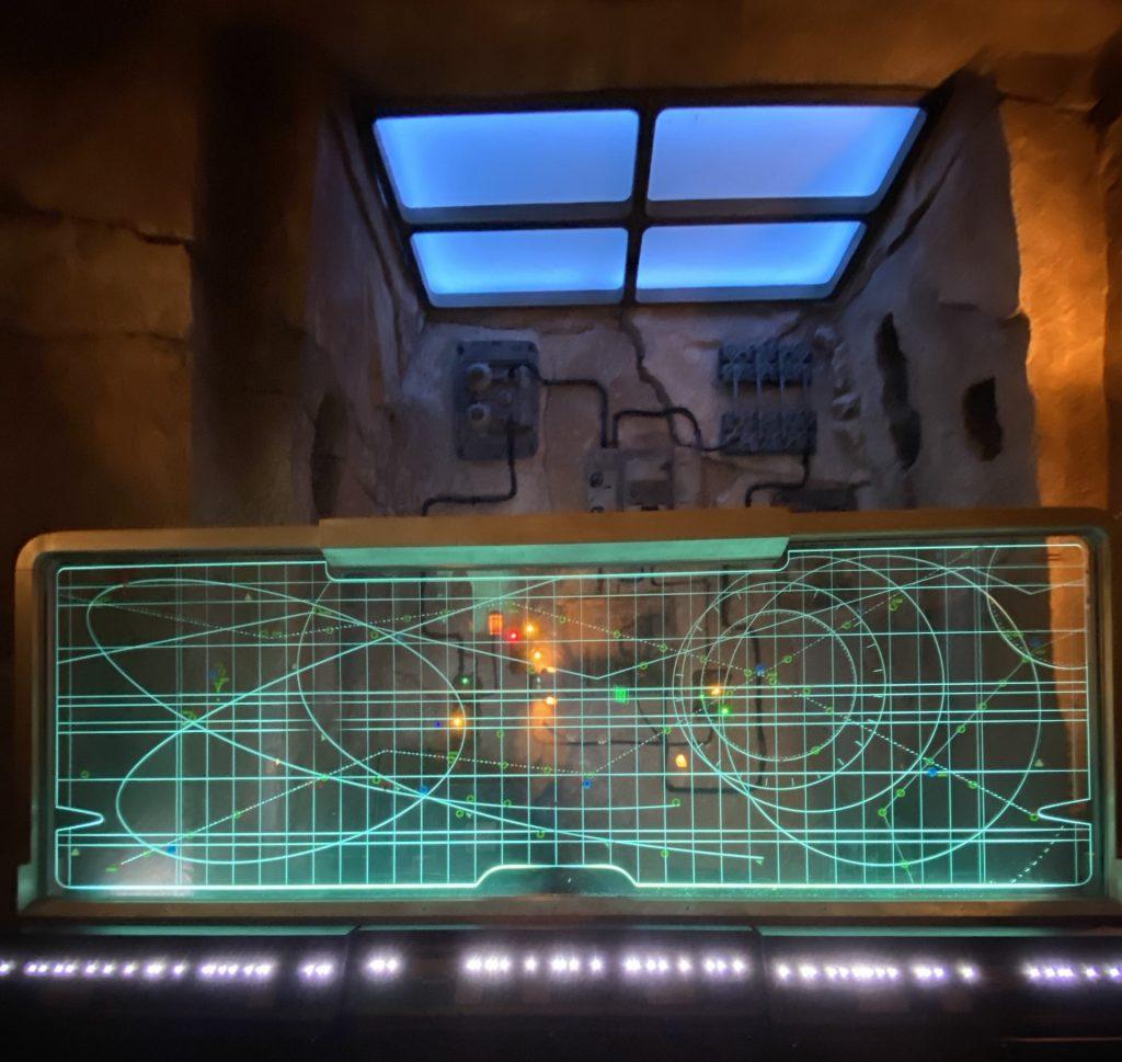 Disneyland Star Wars Rise of the Resistance