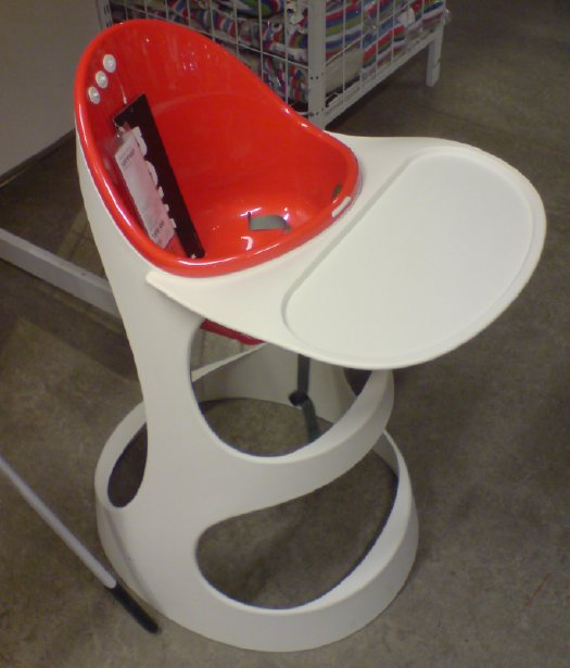 ikea high chairs big joe lumin chair multiple colors ordering off the secret menu leopard daddy types