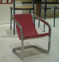 Jean Prouv Nursery School Chair - Daddy Types