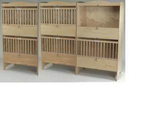 Crib For Six Rustic Capsule Hotel Dog Spa You Decide
