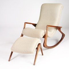 Vladimir Kagan Rocking Chair Converts To Bed Whoa Contour Daddy Types
