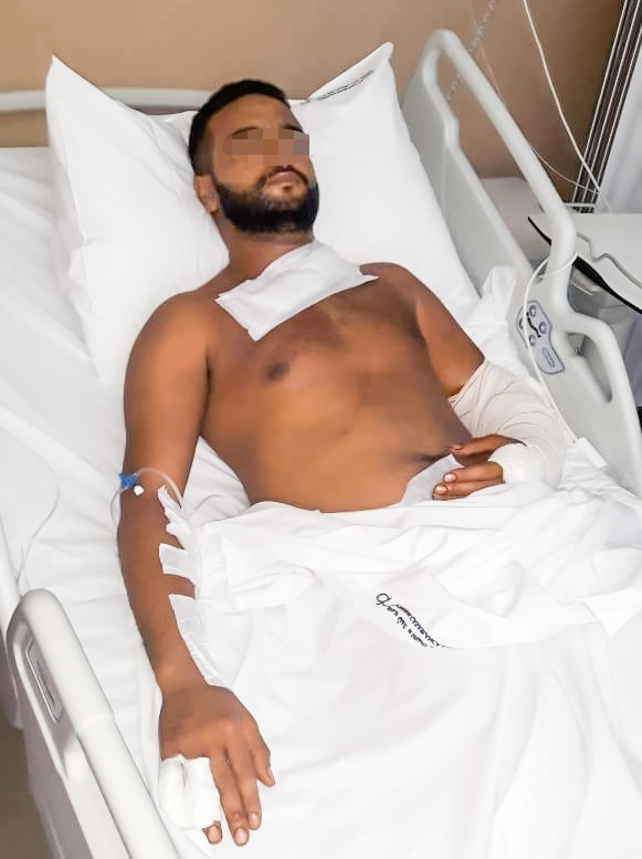 بسبب الضغوطات شاب يحاول الانتحار بمطار محمد الخامس