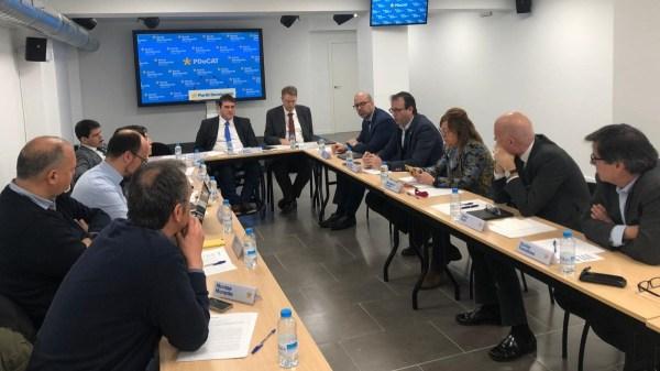 Reunió de la direcció executiva del PDECat. | PDECat
