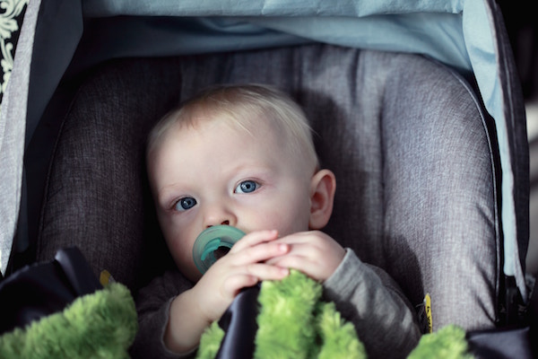 How much does a car seat cost?