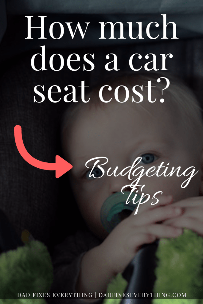 How Much Does a Child Car Seat Cost on Average?