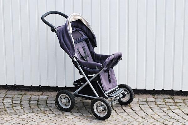 Toddler stroller for travel
