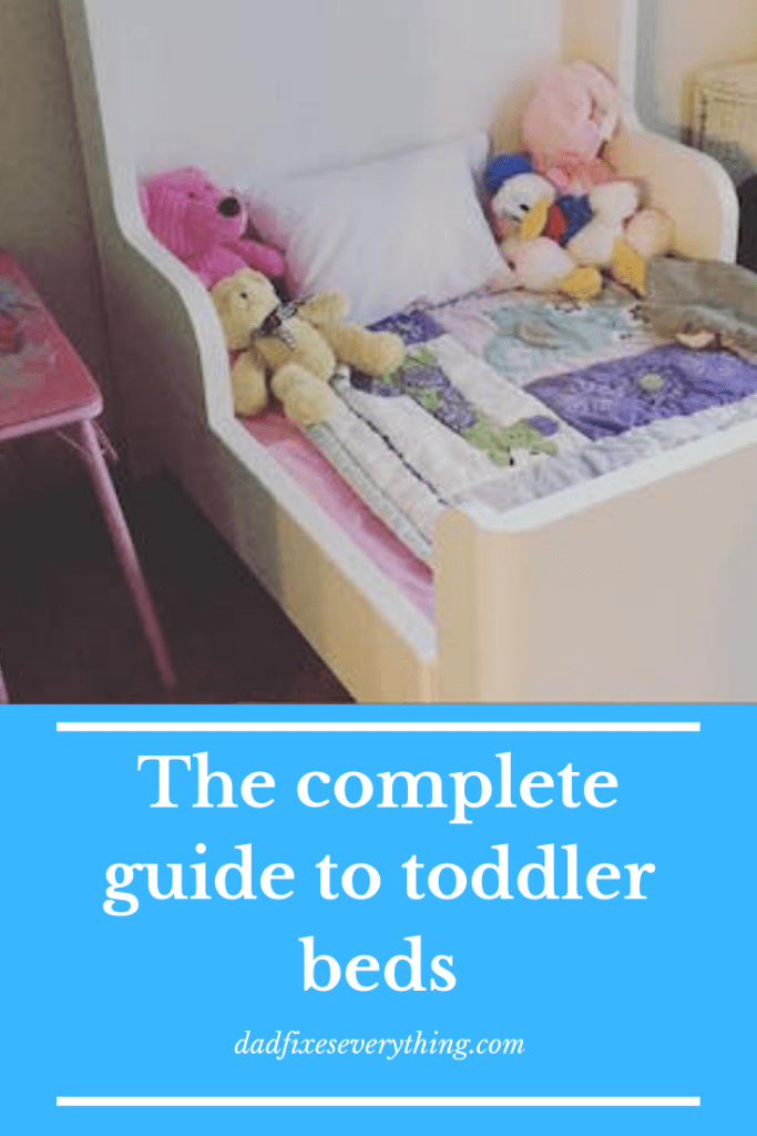 Toddler Beds: Size, Dimensions & When to Switch