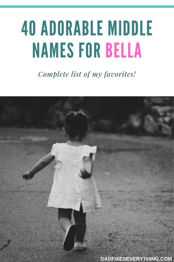 The 40 Best Middle Names for Bella