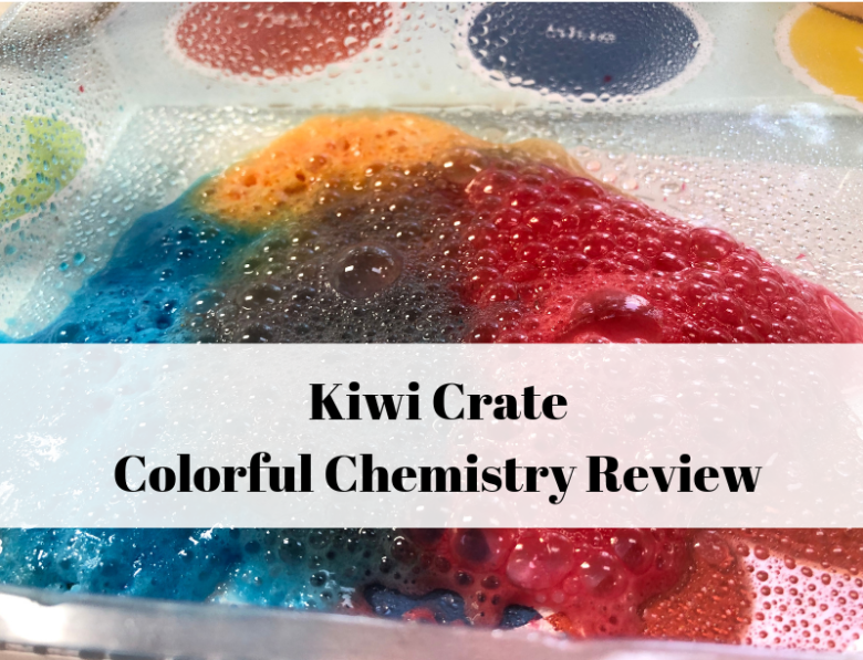 Kiwi Crate chemistry review