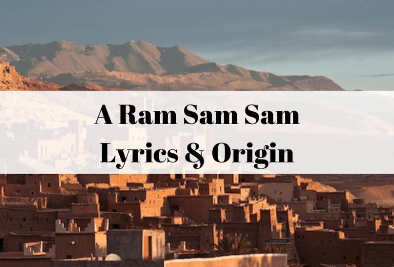 Ram Sam Sam song