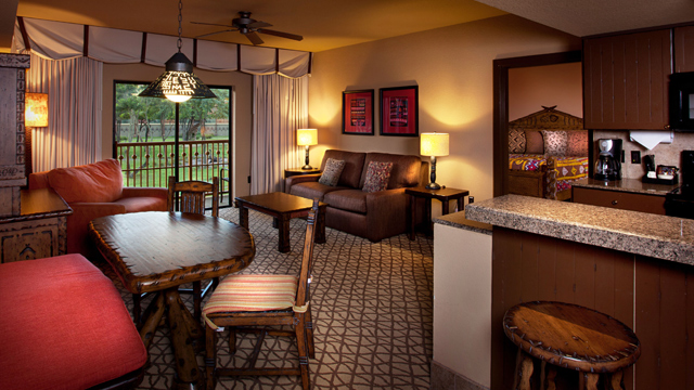 Walt Disney World Deluxe Villa Accommodations