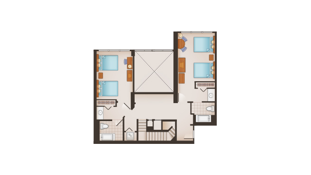 Walt Disney World Deluxe Villa Accommodations