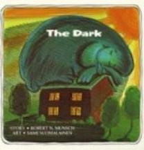 Image of the cover of the Robert Munch book - The Dark