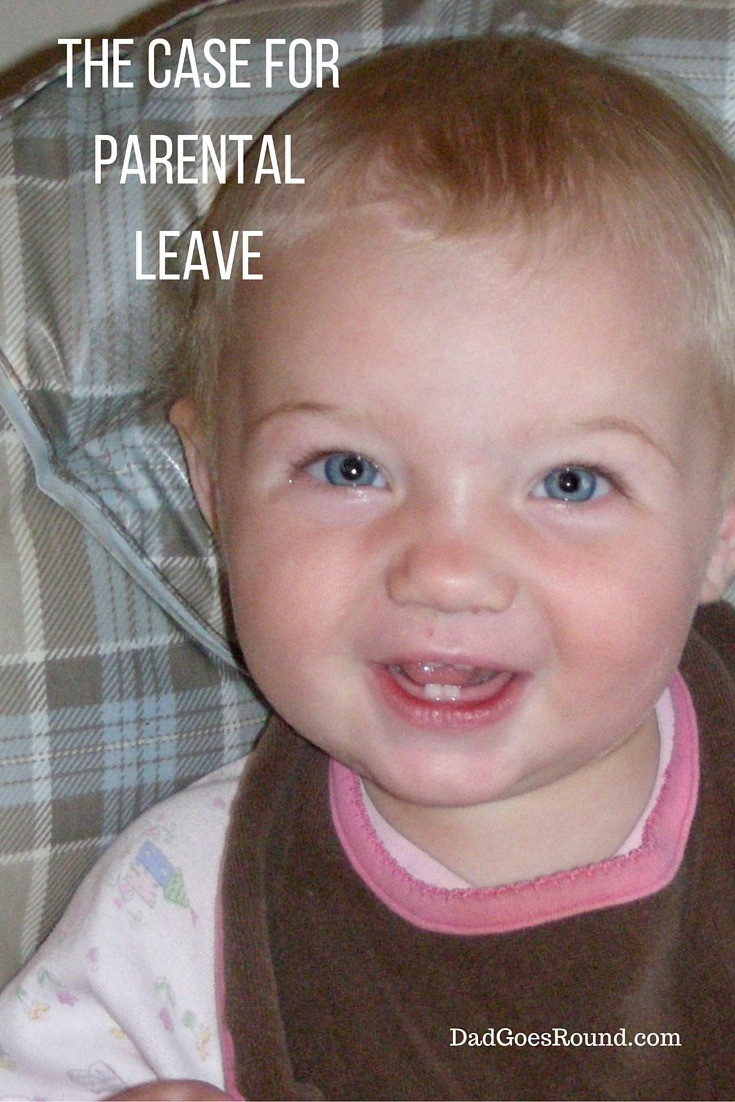 The Case for Parental Leave | Taking leave benefits kids and parents alike. We need to have longer protected leave for both parents.