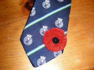 Battle of the Atlantic anniversary tie