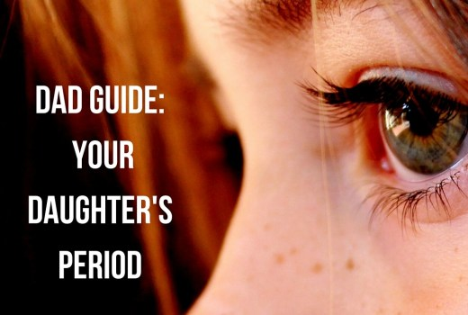 Dad Guide: Your Daughter's Period