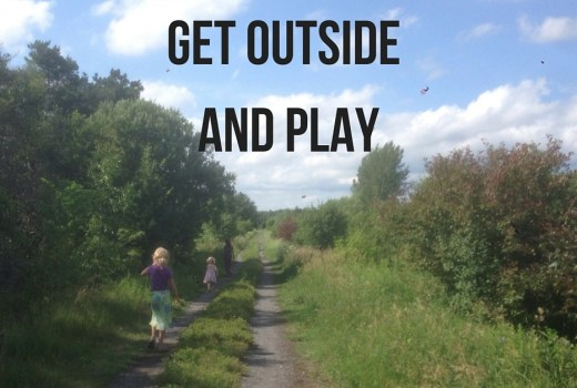 Get Outside and Play