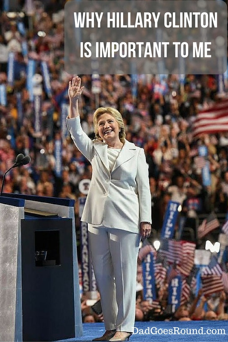 Why Hillary Clinton is Important | Hillary Clinton is now officially the Democratic Party nominee for president and she serves as a powerful example for girls everywhere.