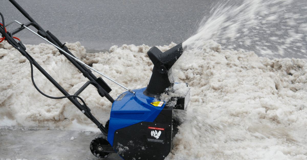 Snow Joe Ultra SJ623E Snow Thrower