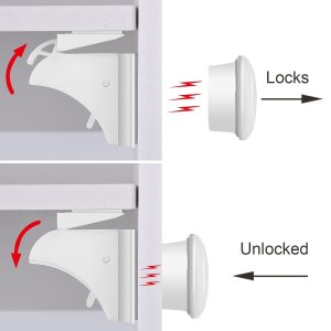Child Proof Cabinet Locks Magnetic