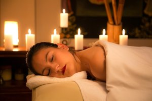 natural pain relief massage