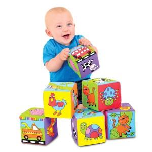 Galt Toys Inc Soft Blocks