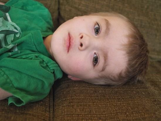 Day 62 - Sick Boy