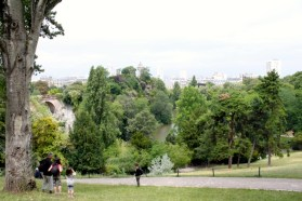 Parc des Buttes Chaumant, Paris
