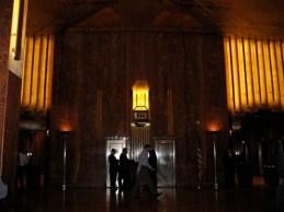 chrysler building foyer new york